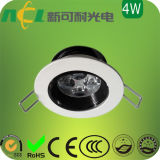 4W LED Ceiling Light, Recessed LED Ceiling Light, Epistar LED Ceiling Light