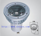 Yaye Hot Sell 1W/3W LED GU10, MR16 E27 LED Spotlights with CE/RoHS