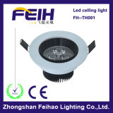 3W LED Ceiling Light with CE&RoHS