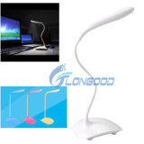 LED Touch on/off Switch Desk Lamp Student Study Reading Foldable Rechargeable LED Table Lamps