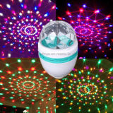 Hot Sale RGB Disco Stage LED Light Totating Global