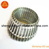 Stamping LED Cup Radiator Shell Heatsink Light (SX024)