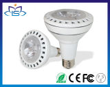 Hot Sale LED PAR 30 From Chinese Factory with Design Patent