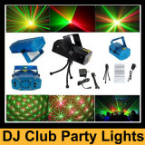 Mini LED Stage Light Red/Green Laser Christmas DJ Christmas Light