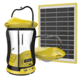 Portable Rechargeable Energy Saving LED Solar Camping Light Szyl-Scl-N801