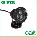 Decorative IP65 3W Outdoor 12V LED Garden Light