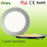 Round Dimmable LED Flat Panel Light (ST-PLMB-TR-15W)