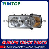 Head Lamp for Daf 1699301 Rh