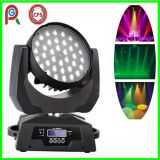 RGBW 36X10W Wash LED Moving Head Light with Zoom