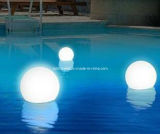 20cm Waterproof Floating LED Light Ball/Colorful LED Ball Light with Rechargeable Battery LED Garden Ball