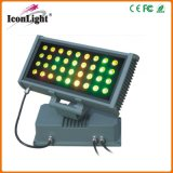 36PCS 1W or 3W RGB LED Flood Light for Outdoor