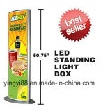 Custom LED Floor Standing Advertising Light Box (YYB-08)