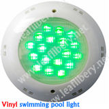 18*3W IP68 LED RGB Swimming Pool Light with Remote Controls Underwater Light