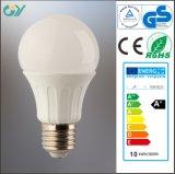 High Efficiency 6W 8W 10W A60 LED Light Bulb