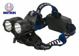 Portable Camping Outdoor LED Headlamp with Good Quality (HL-004)