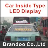 Taxi Inside LED Display