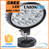 2014 Good Quality CREE LED Lamp 24W LED Work Light for Auto Work Light
