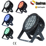 Waterproof Outdoor 14X10W RGBW 4in1disco LED PAR Light