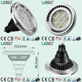 GS CE RoHS 12W LED AR111 Bulb/Spotlight
