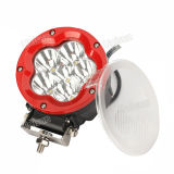 6X10W 60W off Road LED Driving Light, 12V LED 4X4 Auxiliary Driving Lamp, Work Lamp, Spot Light