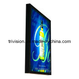 Small Size Ultra Slim Scrolling System Advertising Aluminium Light Box
