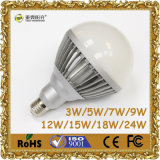 LED Bulb Light with E27/B22