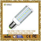 10W SMD 5730 LED Corn Light with High Luminous Flux