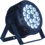 36W18PCS PAR Can Flat PAR Light LED
