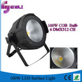 100W COB LED PAR Surface Stage Lighting for Studio (HL-026)