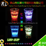 Plastic LED Wine Cup Flashing Party LED Cup