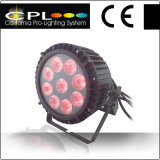 CREE Outdoor LED PAR Light (9X10W 4 in 1 Stage Equipment)