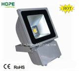 100W 80-90lm/W 120 Degree Outdoor LED Flood Light
