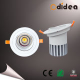10W Aluminium Housing COB Citizen LED Ceiling Lamps