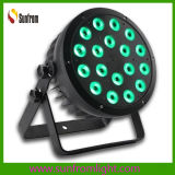 High Power LED PAR Light 18*9W RGB 3in1 Stage Light