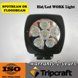 Super Bright! 60W CREE LED Work Light for off Road 4X4, Motorcycle