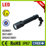 CE CREE LED Rechargeable Flashlight