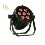 Factory Price Hot Sales! ! ! 7*10W 4 in 1 LED Waterproof LED PAR
