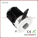 10W Interior Decoration COB LED Down Light for Shopping Mall (LC7712)