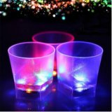 Multi-Color Flashing LED Light Cups Water/Beer/Cola Mug Cup for Bar Party Romantic Drinking Gift