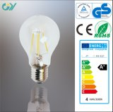 4000k 4W Filament LED Light Bulb with CE RoHS