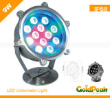 LED Underwater Light (GP-UL-9W4)