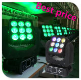 New 9X12W 4in1 Disco LED Beam Moving Head Light