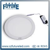 Future Aluminum&Acrylic 6W Round Light LED Panel