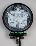 Round 1150 Lumen LED SUV/ATV Work Light (GY-006Z03)