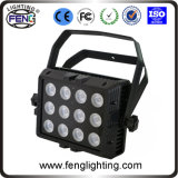 Outdoor Architectural LED PAR Zoom Stage Light / RGBW 4in1 IP65 Waterproof PAR Light