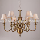 Hanging Decoration Traditional Iron Chandelier Lighting (SL2153-6)