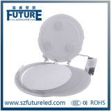 Wholesale 9W Aluminum Round LED Panel Light for Ceiling
