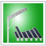 2014 Hot Selling 60W Integrated Solar LED Street Light