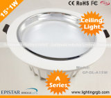 High Power 15W LED Ceiling Light/ LED Ceiling Lamp/ LED Down Light
