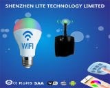 (3/5/7/9/12W) WiFi or RF Control Energy Saving Lamp LED Bulb